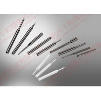 Buy cheap Abrasion Resistance Stainless Steel Nozzle / Wire Guide Tube , Hard alloy materials product