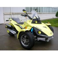 Buy cheap BRP Can-am 250CC Single Cylinder Sand Three Wheel ATV In Yellow from wholesalers