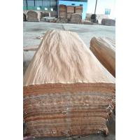 Buy cheap 1270*2550*0.3mm natural gurjan face veneer,keruing veneer for india market ,Burma Face Veneer from wholesalers