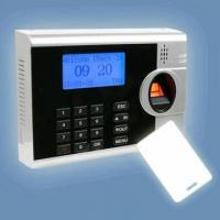 Buy cheap Fingerprint Time Recorder Support Proximity Card from wholesalers