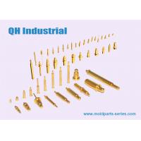 Buy cheap China Factory OEM ODM LED Smart Watch Gold Plated Brass Copper C3604 Right Angle Single Head Double Head 1A 2A 3A Pogo P from wholesalers