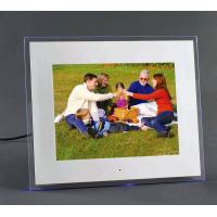 Buy cheap Hot 12 inch led lamp digital photo frame lcd display 1080p video input for supermarkets advertising from wholesalers