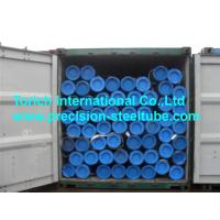 Buy cheap BS6323-3 Seamless Steel Tube , Hot Finished Seamless Tube / Hot Rolled Steel Tube from wholesalers