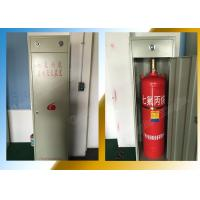 Clean Agent System Fm200 Portable Fire Extinguisher Single Zone Control