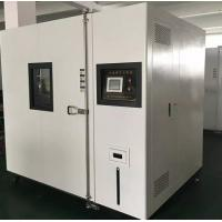 Buy cheap Single Door Large Walk In Test Chamber Constant Temperature Humidity Chamber from wholesalers