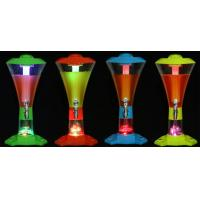 Buy cheap KTV LED Beer tower, LED Beer dispenser with dice from wholesalers