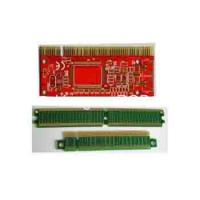 Buy cheap Single layer pcb , CEM-1 , fr4 single side pcb plating Impedance Control +/- 10% from wholesalers