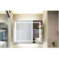 Buy cheap Smart LED Illuminated Wall Mirrors For Bathroom Low Energy Consumption from wholesalers