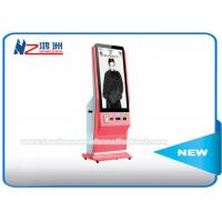 Buy cheap Interactive Touch Screen Digital Advertising Kiosk , Photo Booth Lcd Advertising Screen from wholesalers