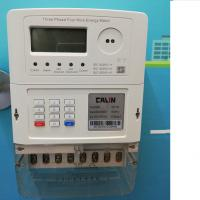 Buy cheap minigrid offgrid rural electrification 20 Digits Token Three Phase Energy Meters from wholesalers