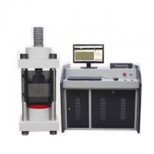Buy cheap YAW-2000D  Automatic pressure testing machine,concrete compression test machine product