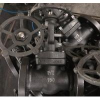 Buy cheap Gas Oil Industry Handwheel Gate Valve API 602 ANSI B1.20.1 BSP , Flanged Ends from wholesalers