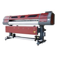 Buy cheap Wide Format 1.6M Or 1.9M Industrial UV Flatbed Printer for Heat Transfer Paper from wholesalers