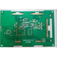 Buy cheap FR4 Double Sided PCB FR4 PCB Board With Green Solder Mask Custom Printed Circuit Board OEM from wholesalers