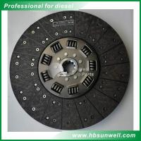 Buy cheap 1878002878  Diesel Engine Spare Parts / DAF Truck Clutch Disc Replacement product