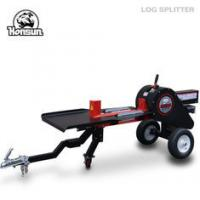 Buy cheap Hydraulic Two Way Log Splitter Gasoline Powered 22 Ton Forestry Machinery from wholesalers