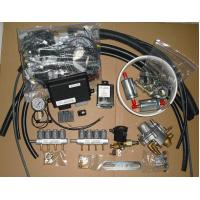 China Lo-gas CNG Sequentail injection kits for bi-fuel system on 5 or 6 or 8cylinder EFI/MPI gasoline cars on sale