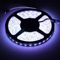Buy cheap DC12V 5meters brightest waterproof self adhesive led strip light / lighting MD3528 from wholesalers