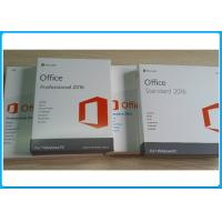 Buy cheap Genuine Key Microsoft Office 2016 Professional with USB with Retail key 100% activation from wholesalers