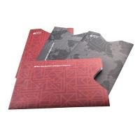 Buy cheap Anti Theft Rfid Protection Wallets And Sleeves Passport Holders With Silk Printing product