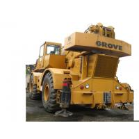 Buy cheap used GROVE RT750 crane from wholesalers