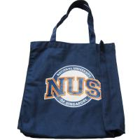 Buy cheap Canvas Tote Shopper Bags 10Oz , Large Travel Tote Bags With Pockets from wholesalers
