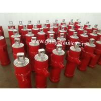 Buy cheap telescopic single-acting hydraulic cylinder for tipper product