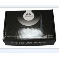 Buy cheap RTL8187L Chipset pcs 54Mbps high power usb wireless adapter GWF-PA03 with ISM from wholesalers