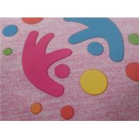 Buy cheap Cartoon Pattern Heat Transfer Clothing Labels , Custom Screen Printing Patches from wholesalers