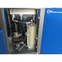 Buy cheap Low Noise VSD Screw Air Compressor Extraordinary Cooling System Design from wholesalers