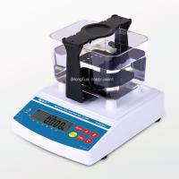 Buy cheap Specific Gravity Tester Solid Density Meter Multi Function For Rubber Sole And Eva from wholesalers