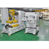 Buy cheap 3 In 1 Nc Car Components Slitter Steel Coil Feeding Equipment Decoiler Straightener from wholesalers