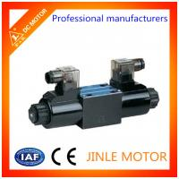 Buy cheap OEM Casting Oil Media Hydraulic Directional Control Valve With Hard Chrome Plated Spool from wholesalers