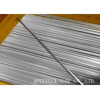 Buy cheap Custom Length Ss Seamless Pipe / High Pressure Stainless Steel Tubing ASTM A213 from wholesalers