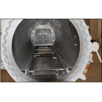 Buy cheap Glass Laminating Autoclave High Pressure Autoclave Glass Reactor For Textile / Building product