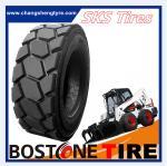 High performance industrial skid steer tires 10-16.5nhs tyres with deep tread