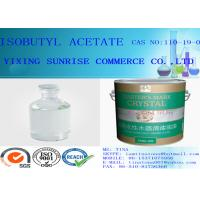 Buy cheap Colorless Flammable Liquid Isobutyl Acetate 99.0% Min Fragrance Solvent from wholesalers