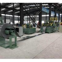 Buy cheap High Efficiency Transformer Corrugated Production Line Electrical Control System product