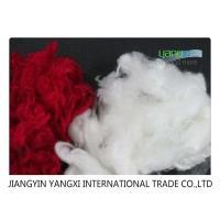 Round Sharp Bosilun Soft Fiber 15 Denier Heat Resistant With Good Elasticity