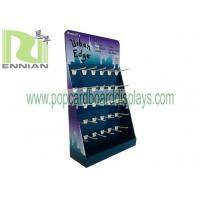 cardboard POP display with hooks CDU pop displays floor display ENCD066