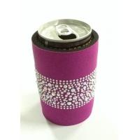 Buy cheap Promotional Cheap Custom Logo holiday decorative wine bottle holders from wholesalers