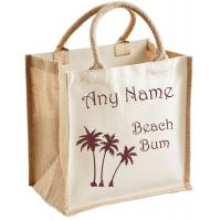 Buy cheap Recyclable Jute Reusable Shopping Bags , Burlap Reusable Mesh Produce Bags from wholesalers