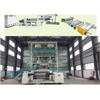 TPU PVA PVB Extrusion Line , PE CPE CPP Thermoplastic Extrusion Machine