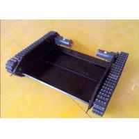 Buy cheap Rubber Track Chassis for Robot with DIY Wheels(980mm in length) from wholesalers