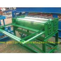 Buy cheap Fully Automatic Combined Steel Metal Slitting Machine / Cutting Equipment Slitter Line from wholesalers