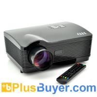 Buy cheap HD Panther - HD LED Projector with DVB-T (3000 ANSI Lumens, 2000:1, 1280x768) from wholesalers