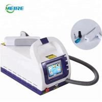 Buy cheap Professional ND Yag Laser Machine / Nd Yag Laser Tattoo Removal Equipment from wholesalers