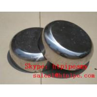 Buy cheap ASTM A234/ ASME SA234  WPB carbon steel  butt-welding cap from wholesalers