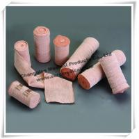Buy cheap Medical Compression Bandages / Elastic Bandages Skin Color Protect Wounds And Sprained Ankle from wholesalers