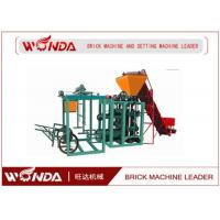 Buy cheap QTJ400 Hydraulic Cement Hollow Block Making Machine Semi Automatic Easy Operation from wholesalers